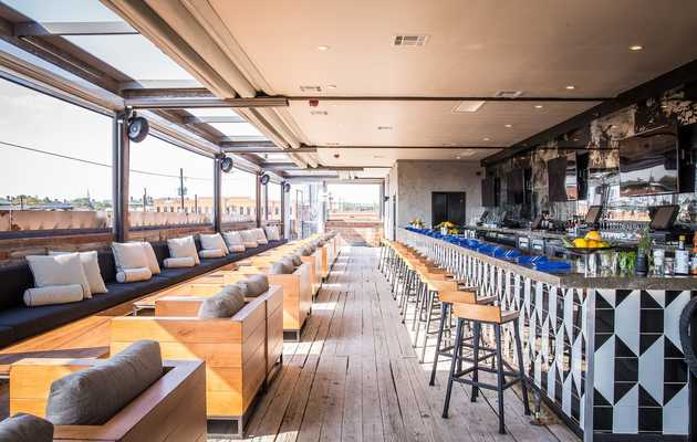 The Best Rooftop Bars in Dallas