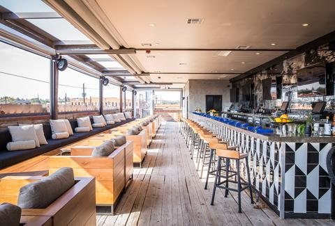 Best Rooftop Bars In Dallas