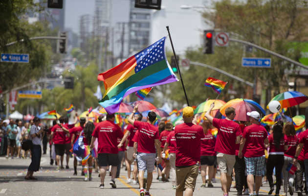 Your 2017 Guide to Pride Month in LA