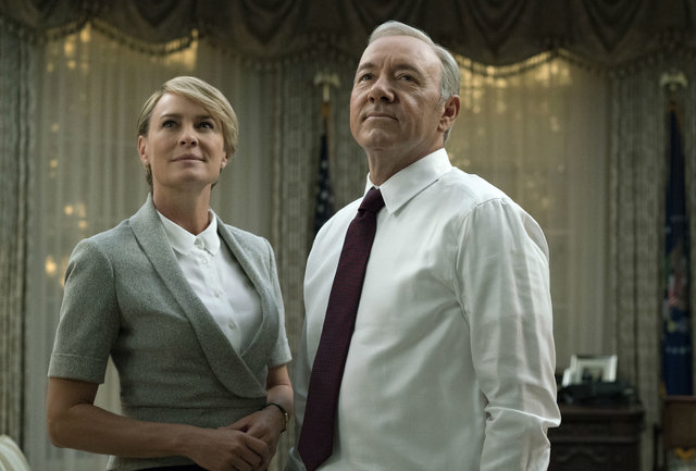 House of Cards is the Anti-West Wing