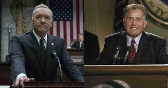 House of Cards vs. West Wing