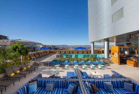 The Valleyu0027s Best Rooftop Bars. Lustre Rooftop Bar