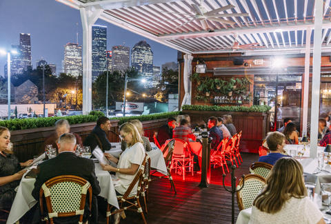The Best Rooftop Bars In Houston
