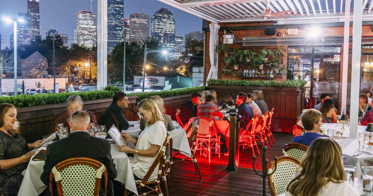 Best Rooftop Bars In Houston For Drinking Outside Thrillist
