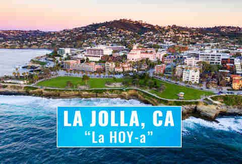 la jolla california