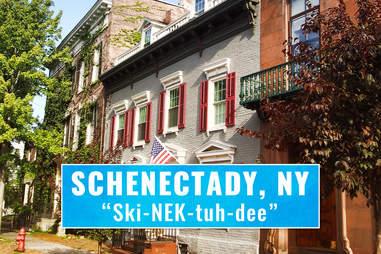 schenectady new york