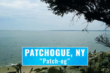 patchogue