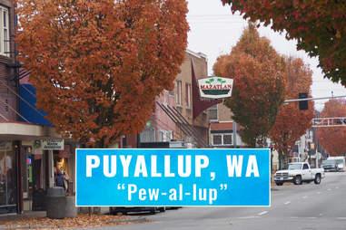 puyallup washington