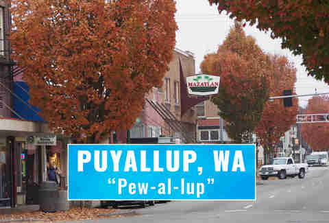 puyallup washington