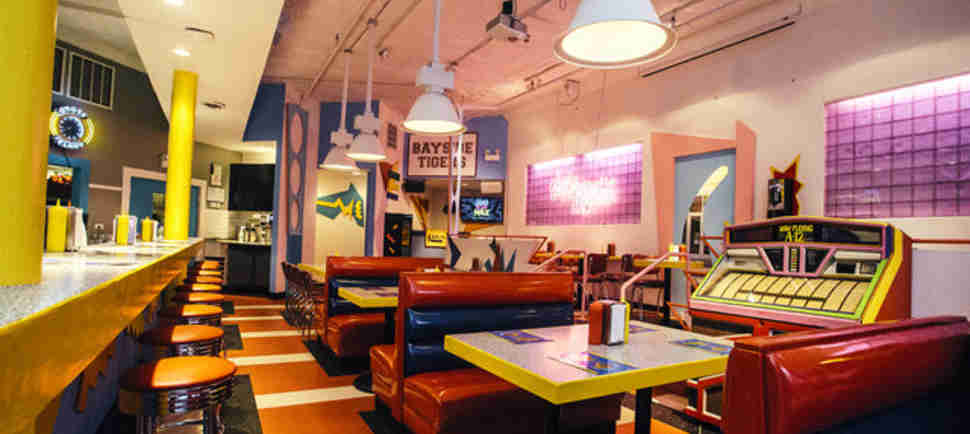 Time Out, There's Another 'Saved By the Bell' Restaurant & It's Taking Reservations