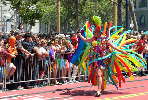 Your Guide to Pride in San Fransisco