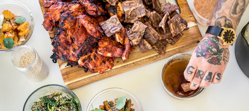 How to Make Kickass Korean BBQ in Your Backyard