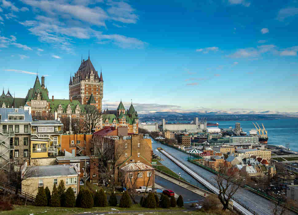 Quebec City, Quebec, Canada