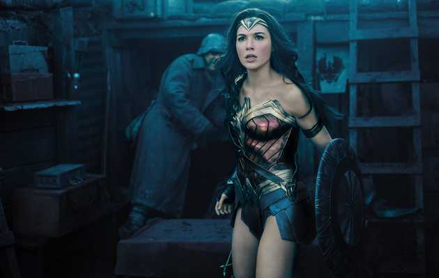 The Ending of 'Wonder Woman' Risks Everything on 'Justice League'