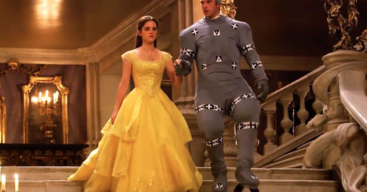 Beauty And The Beast Movie How Cgi Turned Dan Stevens Into The Beast Thrillist