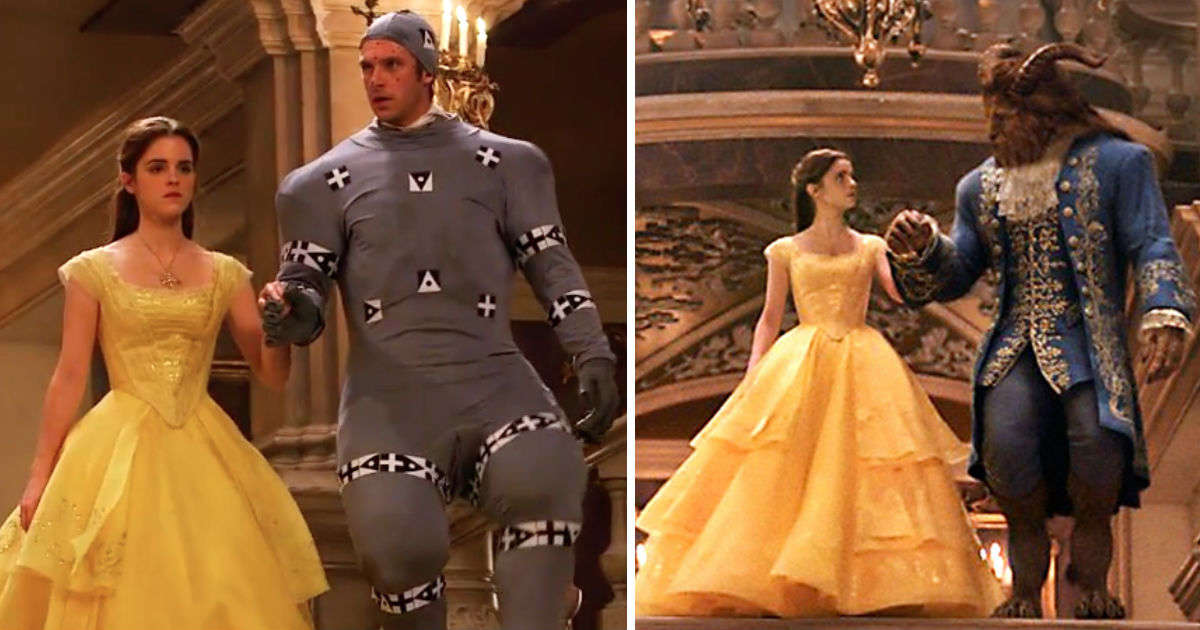 Beauty And The Beast Movie How Cgi Turned Dan Stevens Into Thrillist