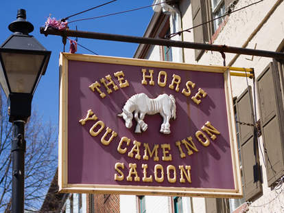 Horse You Came In on Saloon - Baltimore - Supercall