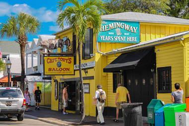 Captain Tony's - Key West - Supercall