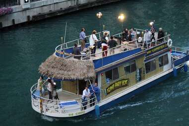 Island Party Boat