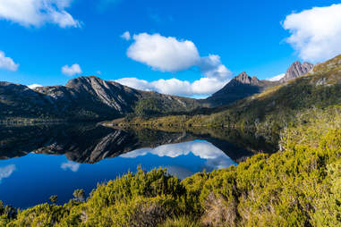 Dove Lake. Cradle Mountain