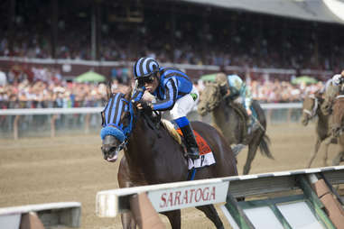 saratoga springs horse races