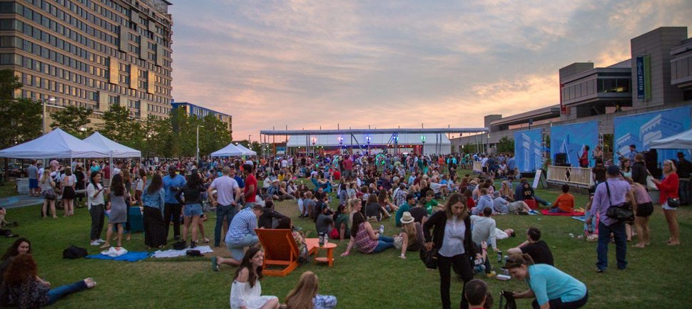 Every Outdoor Movie Screening in Boston This Summer