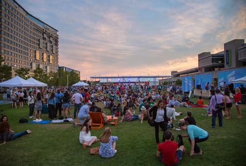 Outdoor Movie Screenings In Boston
