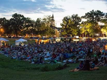 Nashville Summer Outdoor Movie Screenings