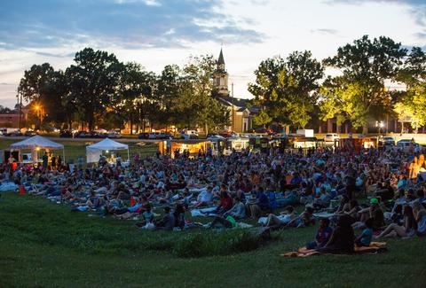 Nashville Summer Outdoor Movie Screenings