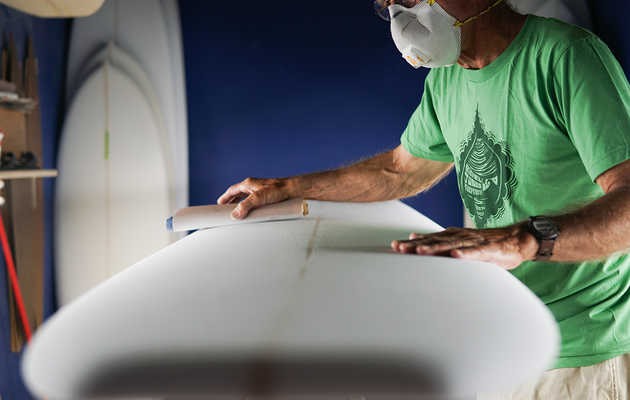 These California Surfboard Shapers Are Revolutionizing Surfing