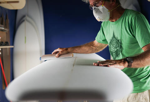 10 Inspired California Surfboard Shapers You Should Know