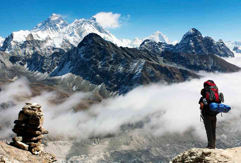 Climbing to Mt Everest Base Camp: How Anyone Can Make the