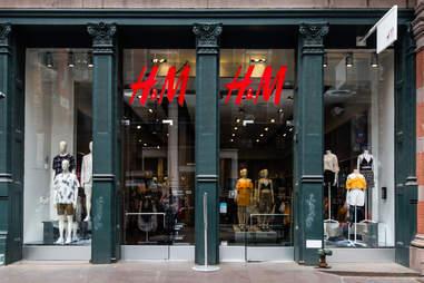 NYC H&M