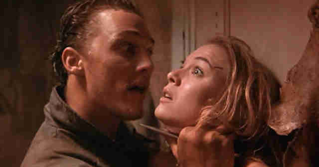 matthew mcconaughey and renee zellweger in the texas chainsaw massacre the next generation