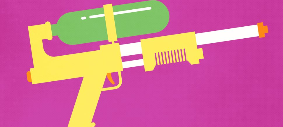 The Accidental, Slightly Controversial, but Mostly Fun History of the Super Soaker