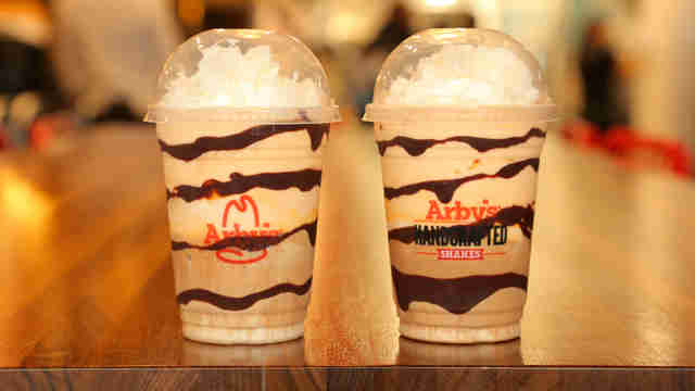 arby s liger shake available for limited time thrillist