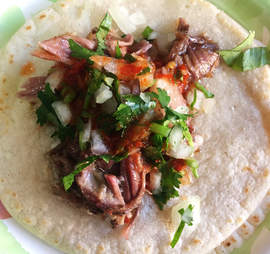tacos regional cuisine