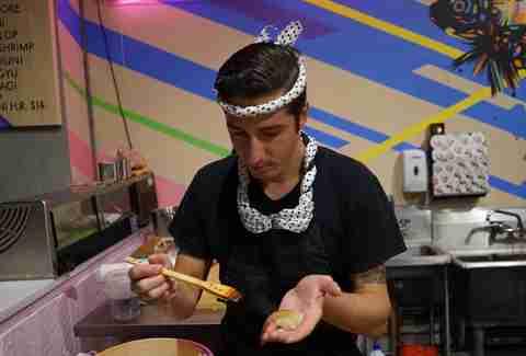 Sushi by Bou  Controversial Omakase Sushi Chef David Bouhadana ... 1d4a941da6f