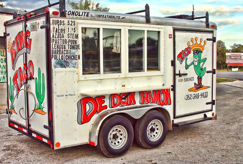 The Secret Origin Of The Food Truck Is Tacos Thrillist