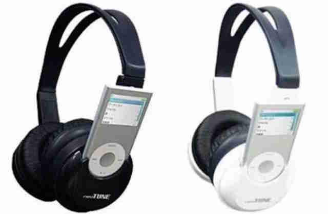 headphones with ipod dock