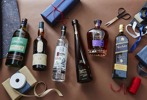 A Spirited Father's Day Liquor Bottle Gift for Every Type of Dad | Supercall