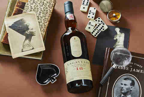 The History Buff Dad's Perfect Father's Day Bottle Gift: Lagavulin | Supercall