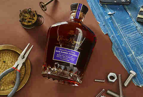 The Tinkerer Dad's Perfect Father's Day Bottle Gift: Crown Royal Wine Barrel Finished | Supercall