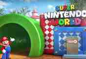 Super Nintendo World Looks Like a Nostalgic Gamer's Paradise