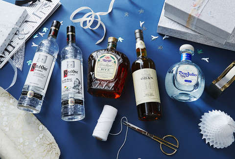 Find the Right Liquor Bottle Gift for Every Wedding-Related Occasion | Supercall