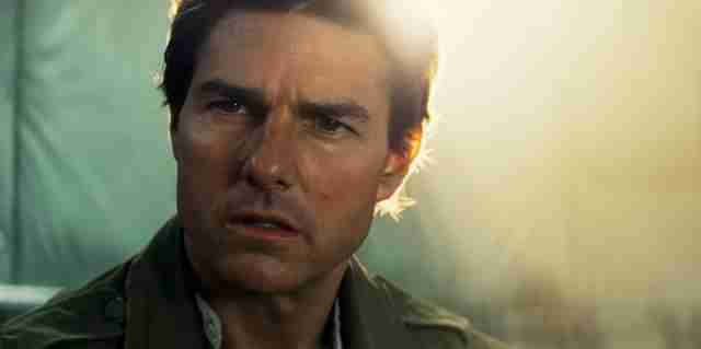 Tom Cruise The Mummy