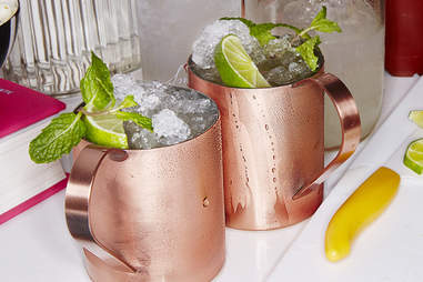 Smirnoff No. 21 Vodka Moscow Mule Cocktail | Supercall