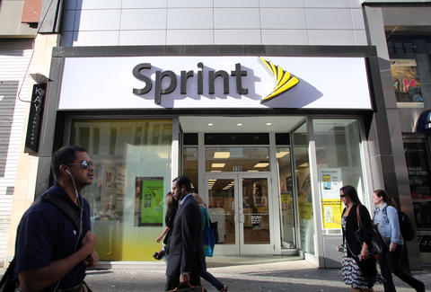 Sprint is offering a free year of service