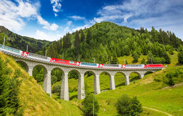 The Most Drop-Dead Gorgeous Train Rides in Europe