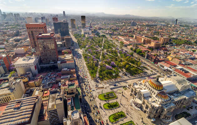Why Mexico City Is Your Easiest, Cheapest, and Tastiest Summer Trip